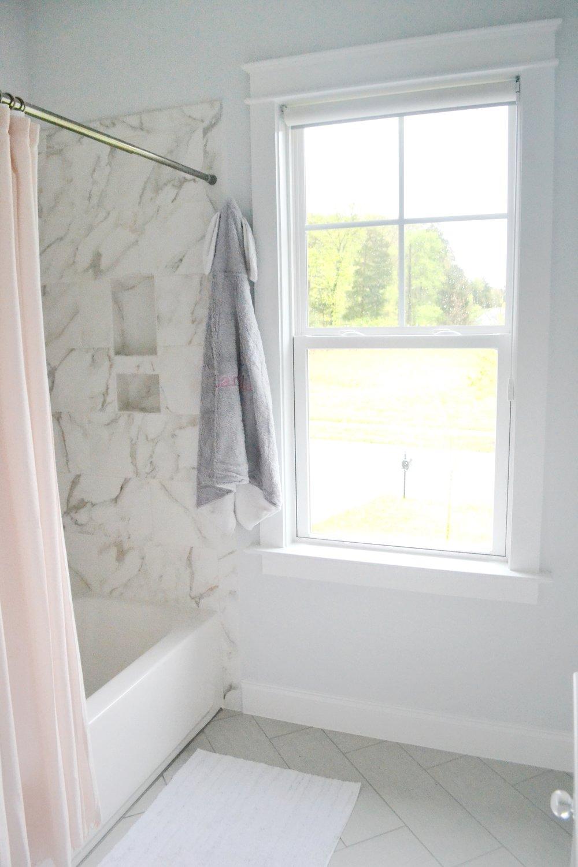 girls bathroom window