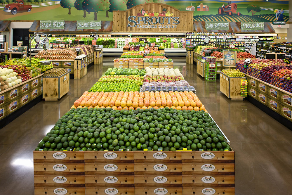 sprouts durham