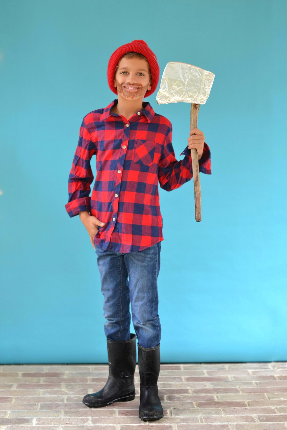 Quick and Creative Halloween Costumes Using What You Have