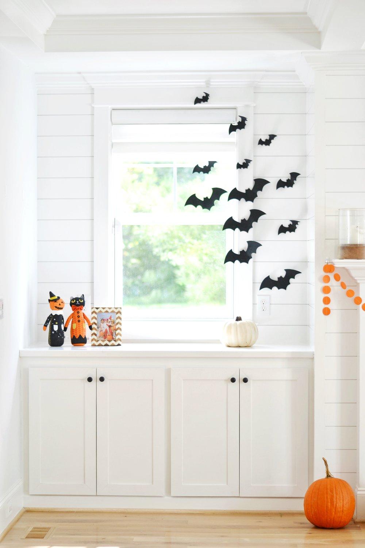 My Fall + Halloween House Tour