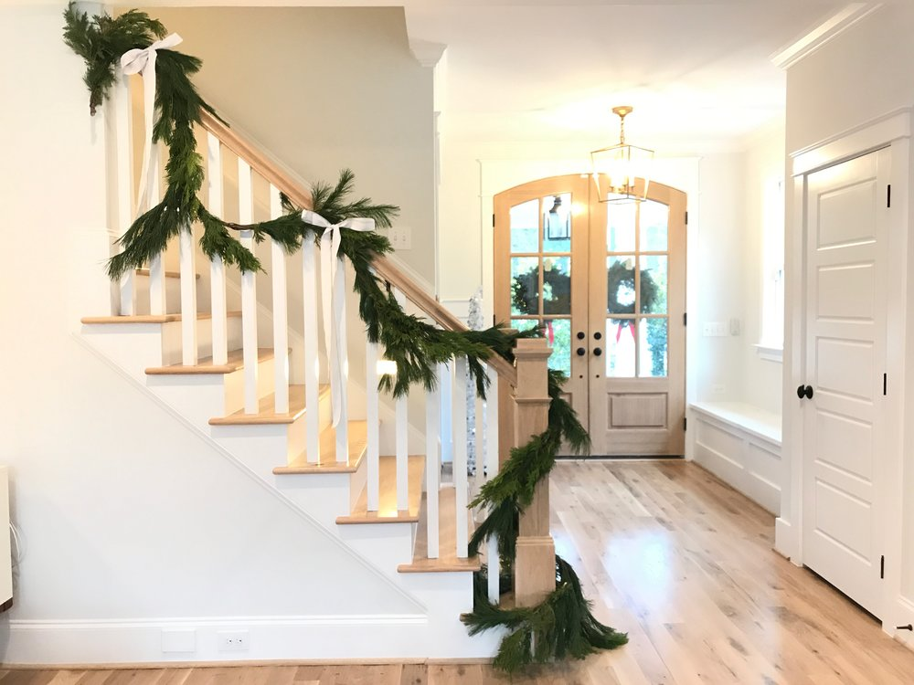 The Best Faux Garlands For The Holiday: From Budget On Up!