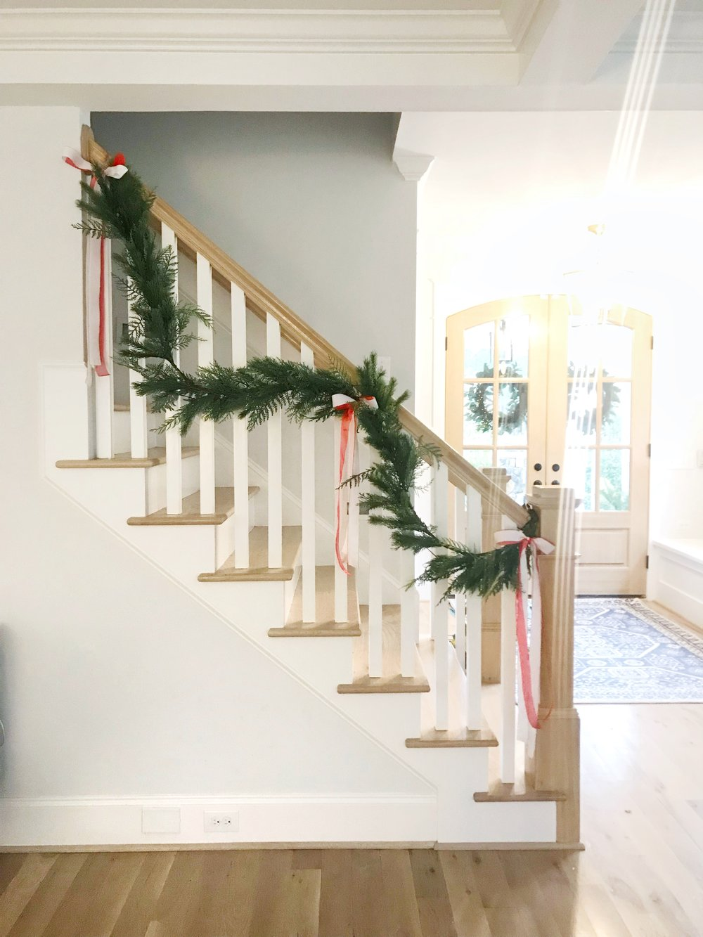 The Best Faux Garlands For the Holidays From Budget On Up