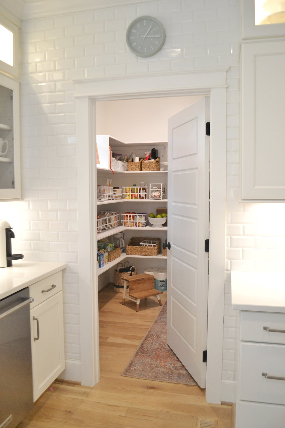 Our Pantry - Organized on a Budget
