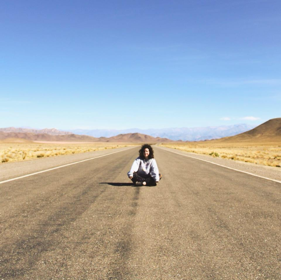 Open roads in northern Argentina