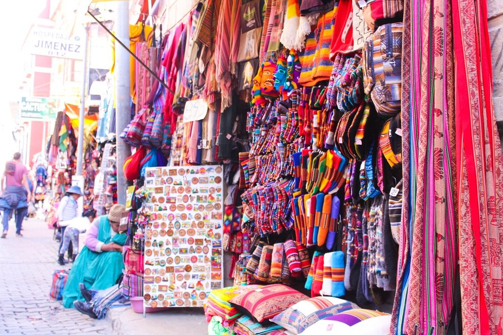 Travel blog city guide to La Paz, Bolivia - things to do in La Paz