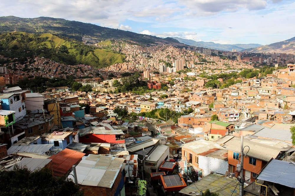 Travel blog city guide to Medellin, Colombia
