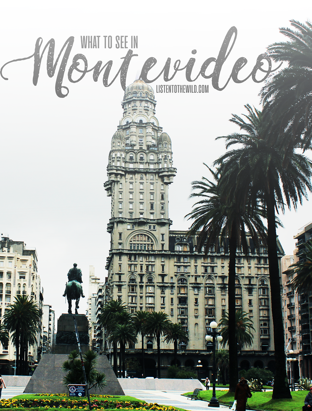 A guide to Montevideo, Uruguay, travel blog