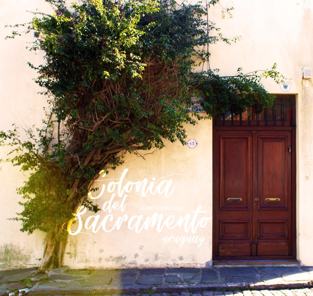 Travel blog full city guide to Colonia del Sacramento, Uruguay