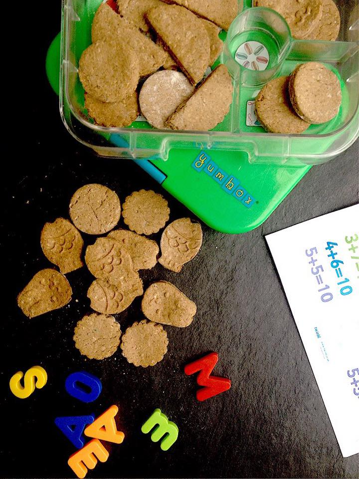LITTLE ANIMAL COOKIES  WHEAT FREE / DAIRY AND NUT FREE