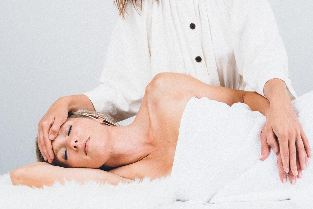 Mamma & Pregnancy Massage -