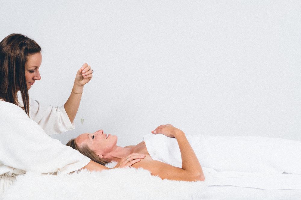 Healing and Body Massage -