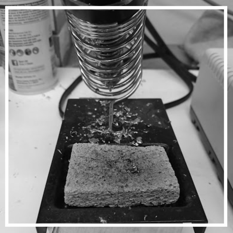 Soldering 101 - The GJE Team will  teach you the techniques they use to get a solid, clean solder joint .