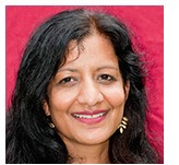Dr. Anjali Jain, lead study author from The Lewin Group