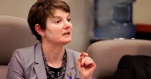 State Senator Elizabeth Steiner-Wayward