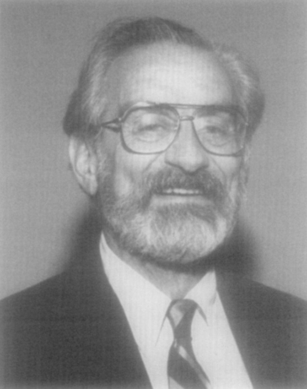 Dr. Edward H. Kass