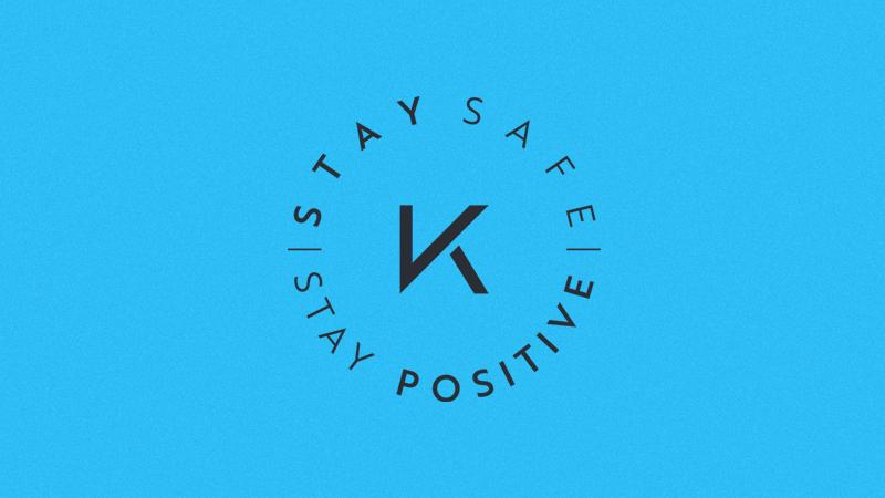 Stay Safe Stay Positive