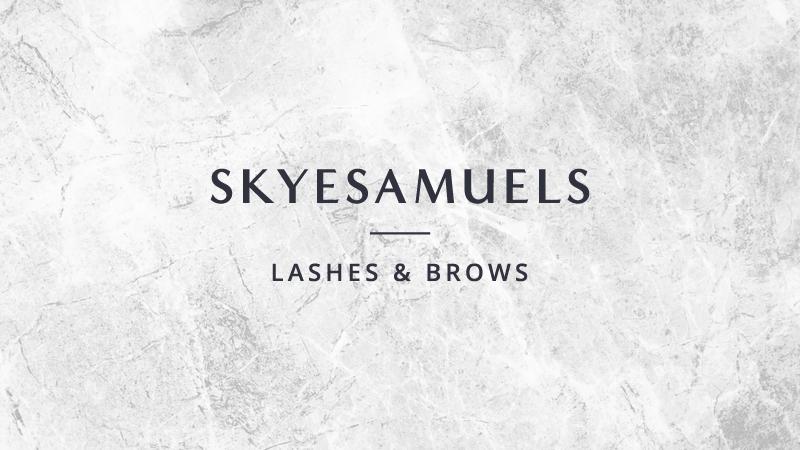 Skye Samuels (By Skye Beauty)