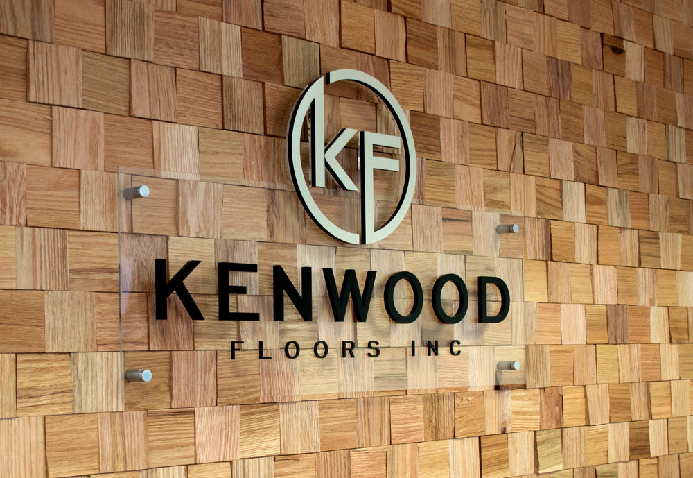 Photo of Kenwood Floors Inc showroom at City of Industry California.