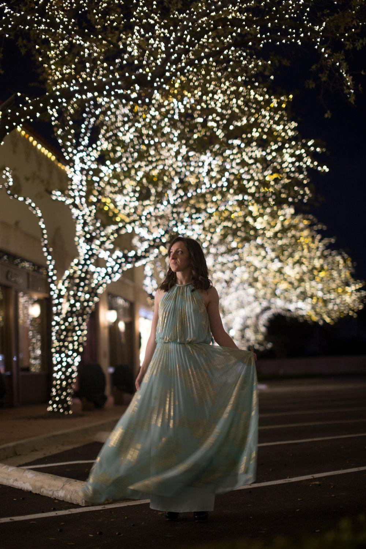 Emmeline Green Dress Lights.jpeg