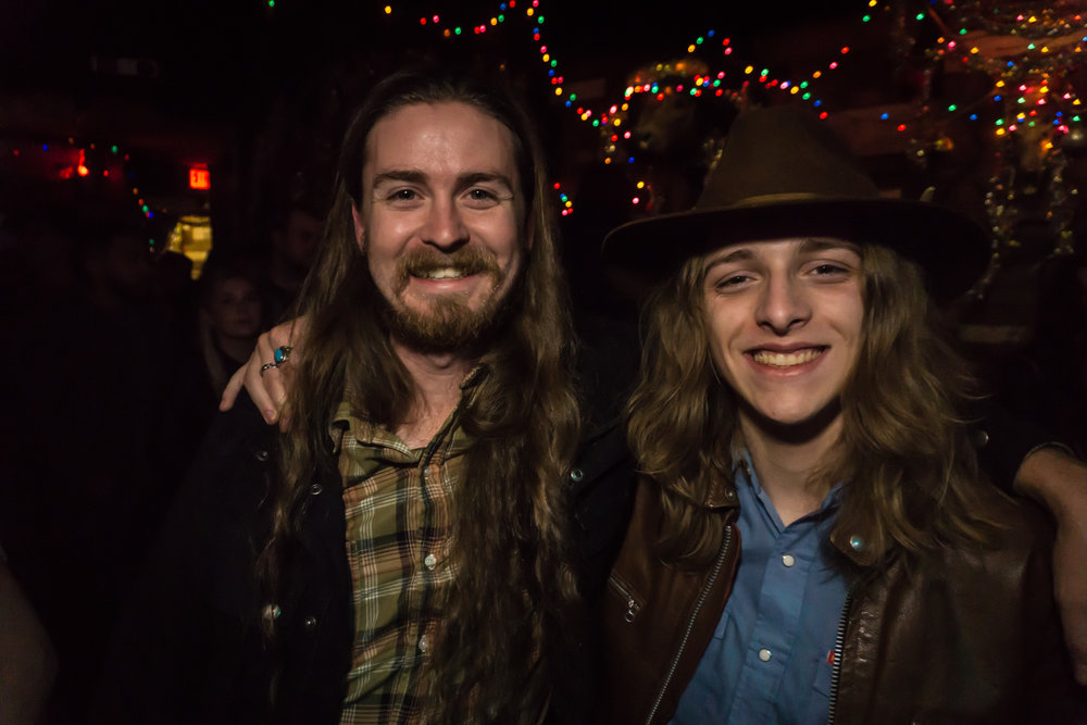 Richie Owen + Charlie J. Memphis