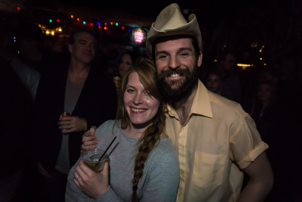Courtney + Nathan Wells