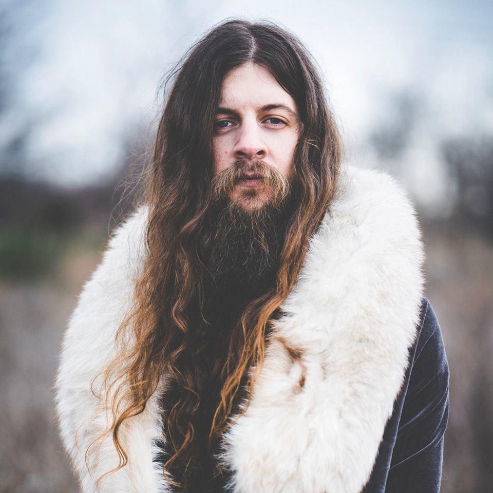 JORDAN CAIN - Jordan Cain is a local singer-songwriter and a member of the psych-rock band, Atlantis Aquarius.