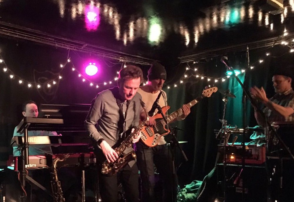 Our debut London performance - The Troubadour