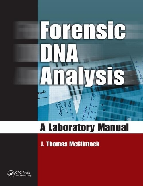 Features - 1. Presents protocols for performing DNA analyses2. Utilizes a clear accessible approach3. Describes experiments performed in any  laboratory4. Provides exercises adaptable for genetic analysis5. Includes a glossary of forensic DNA testing      and general molecular biology terminologyISBN 9781420063295 - CAT #63294$39.95 (plus shipping/handling)