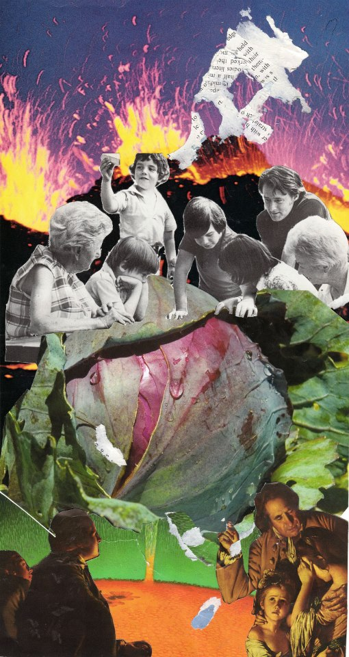 Deliberations (on a Cabbage), 2011