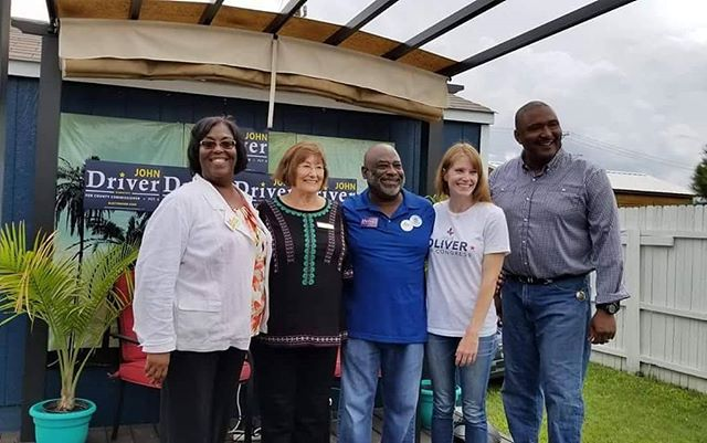 We had an amazing turnout last Saturday for our Blue Wave Blockwalk in Killeen! I'm proud of the volunteers that donated their Saturday to help us get the word out about Texas Democrats up and down the ballot! Special thanks to the @juliefortx25 and @joifortexas campaigns for joining forces with us and the Texas and Bell County Democratic Parties for organizing! We're building our base and doing what it takes to win in November! Join our team at electdriver.com/volunteer! #BlueWave2018