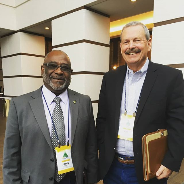 A belated update, but I'm glad to have been able to attend Texas Conference of Urban Counties training and confrence with my fellow Pct. 3 Commissioner Bill Schullmann in Austin last week. I'm learning the ropes and am excited to go to work for you and all of our families here in #bellcounty!  #texasgov #austin #confrence #countygovernment