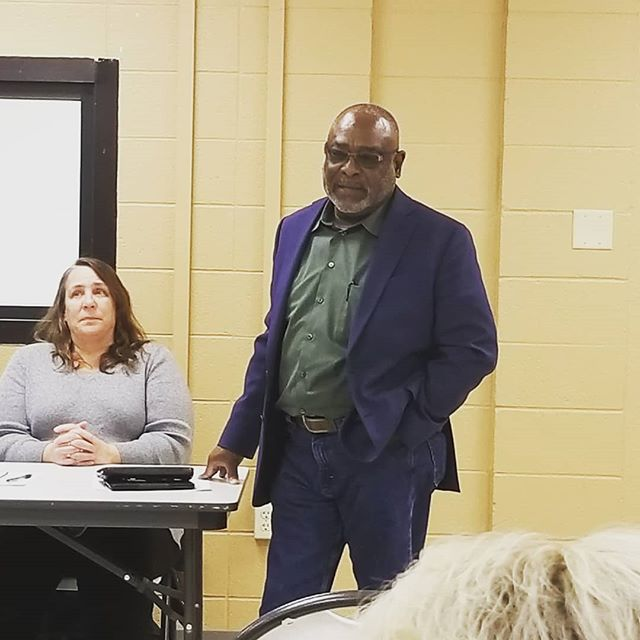 Glad to have the opportunity to give an update on what we're undertaking on the Commissioner's Court at the #Killeen #Democrats monthly meeting this evening! #BellCounty