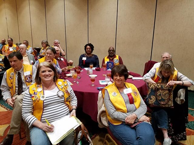 Happy to be out with fellow #Killeen #Lions at the Texas Lions #Leadership Forum and Luncheon in Austin today!  #LionsClub #austin #texas #atx