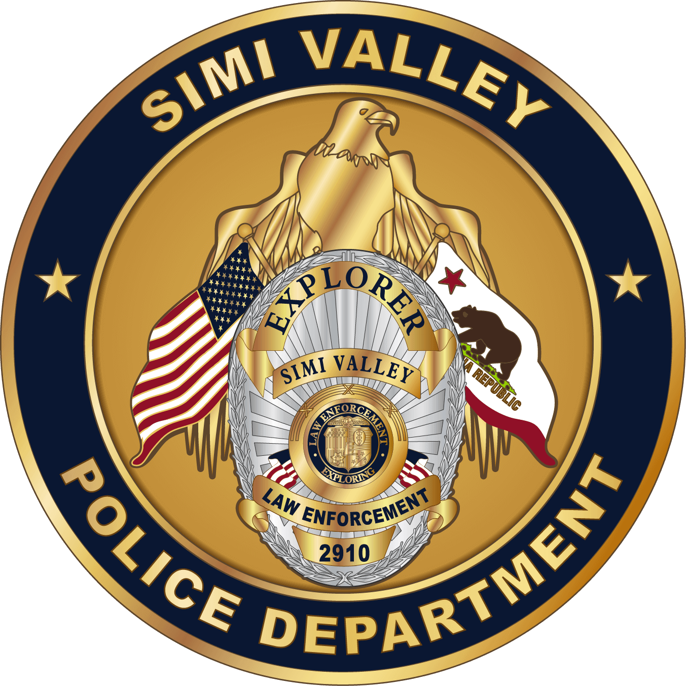 Simi Valley Police Explorers
