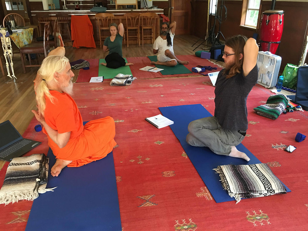 What to Expect - One can experience the Yogic lifestyle by spending time at our Ashram. The daily routine includes regular meditation, yoga asanas, sattvik vegetarian food and spiritual study. We have a collection of books on spirituality, philosophy and social topics.