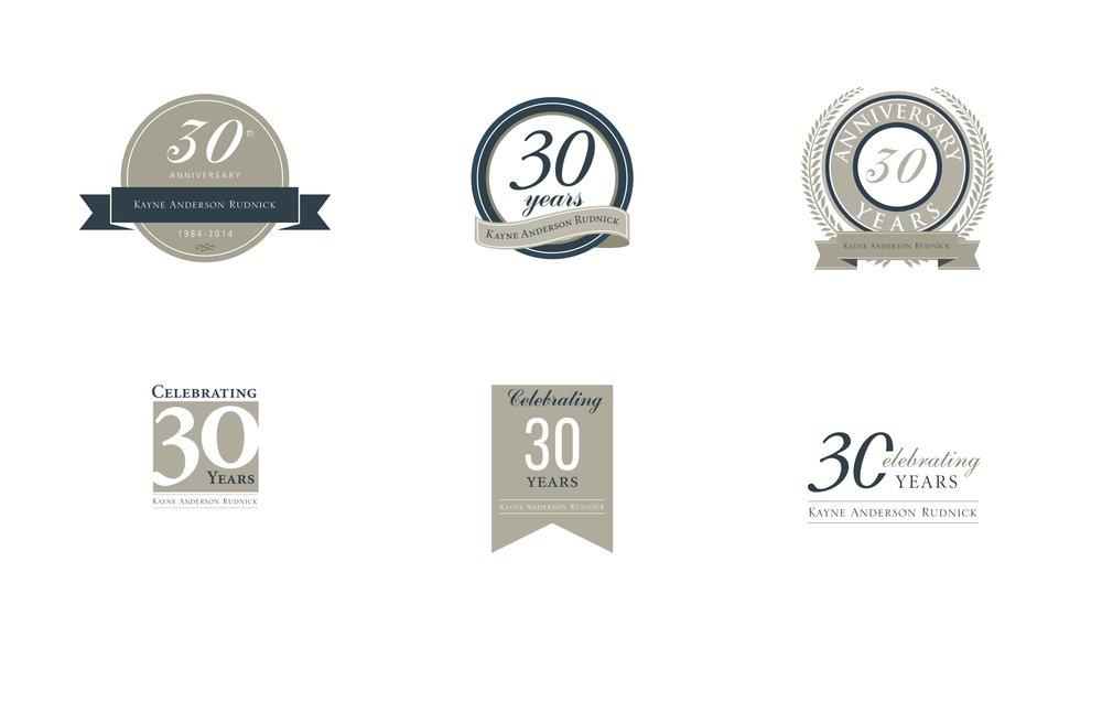 KAR Anniversary Logo
