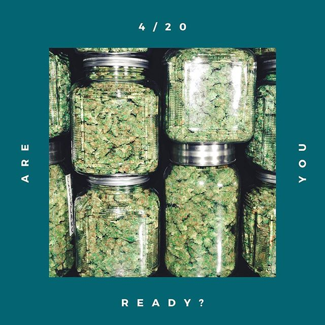 T minus 2 days. #salesonsales #420sales #420