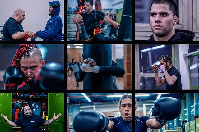 @ironroostermuaythai . . . @key_to_immortality @x.mala_suerte.x @luckieblackcat85 @member_stoney @brandon_maisonet #muaythai #fighter #portraits