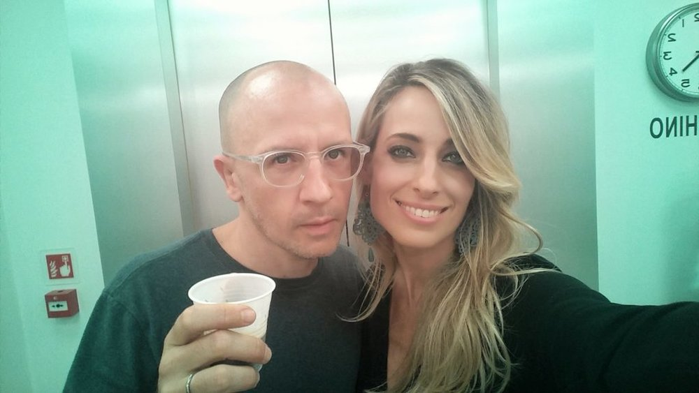 With director: Fabrizio Gasparetto