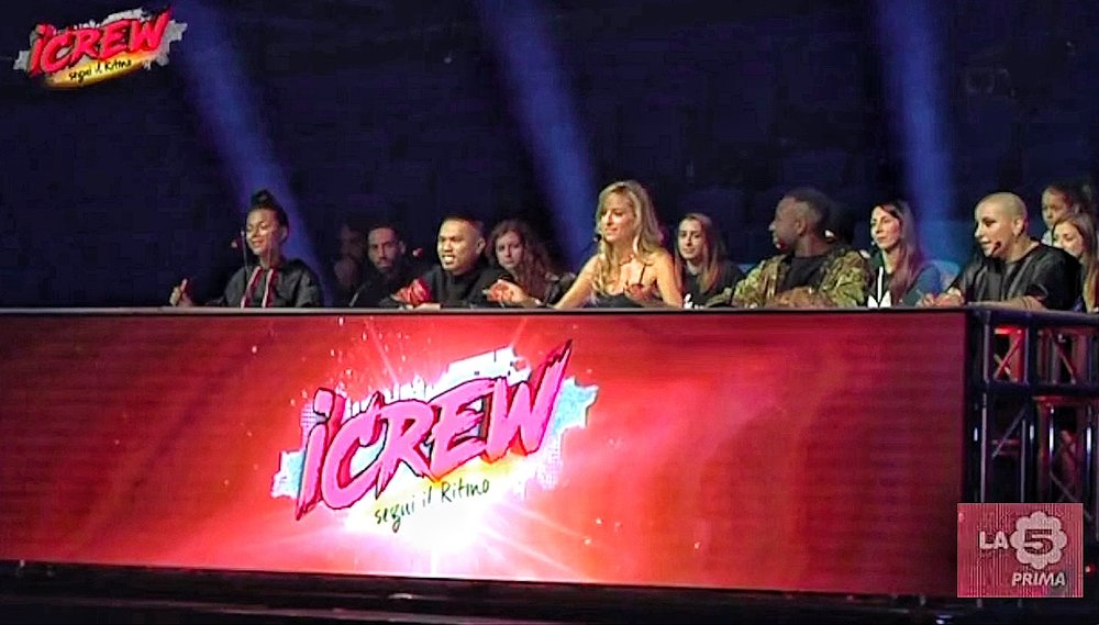 "Jessica leads judging panel for primetime network dance talent competition ""iCrew"""