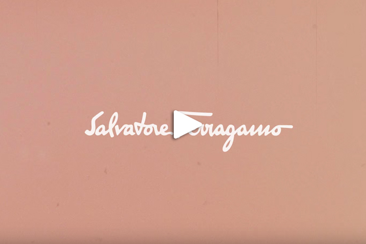 Jessica is the voice of worldwide Salvatore Ferragamo perfume ad campaign