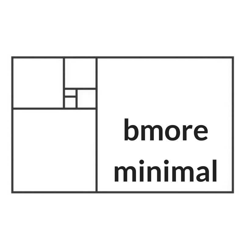 bmore minimal | Professional Home Organizer | Baltimore, Maryland