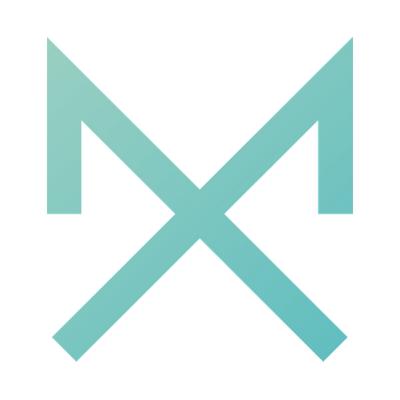No text logo | 400:400 pixel aspect ratio