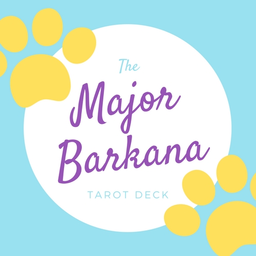 The Major Barkana: Dog Tarot Deck