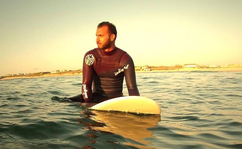 Shlomi Ovadia - #Entrepreneur #Surfer