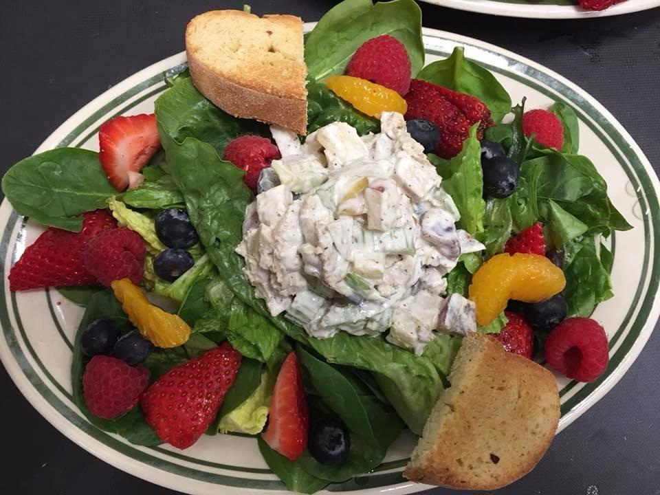 Majestic salad