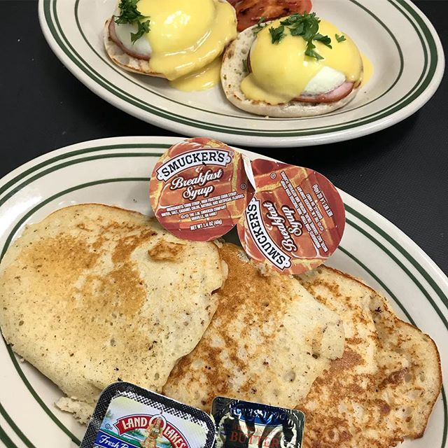 Did you miss Sunday Brunch today? Well there's always next Sunday! That means TWO mimosas!
