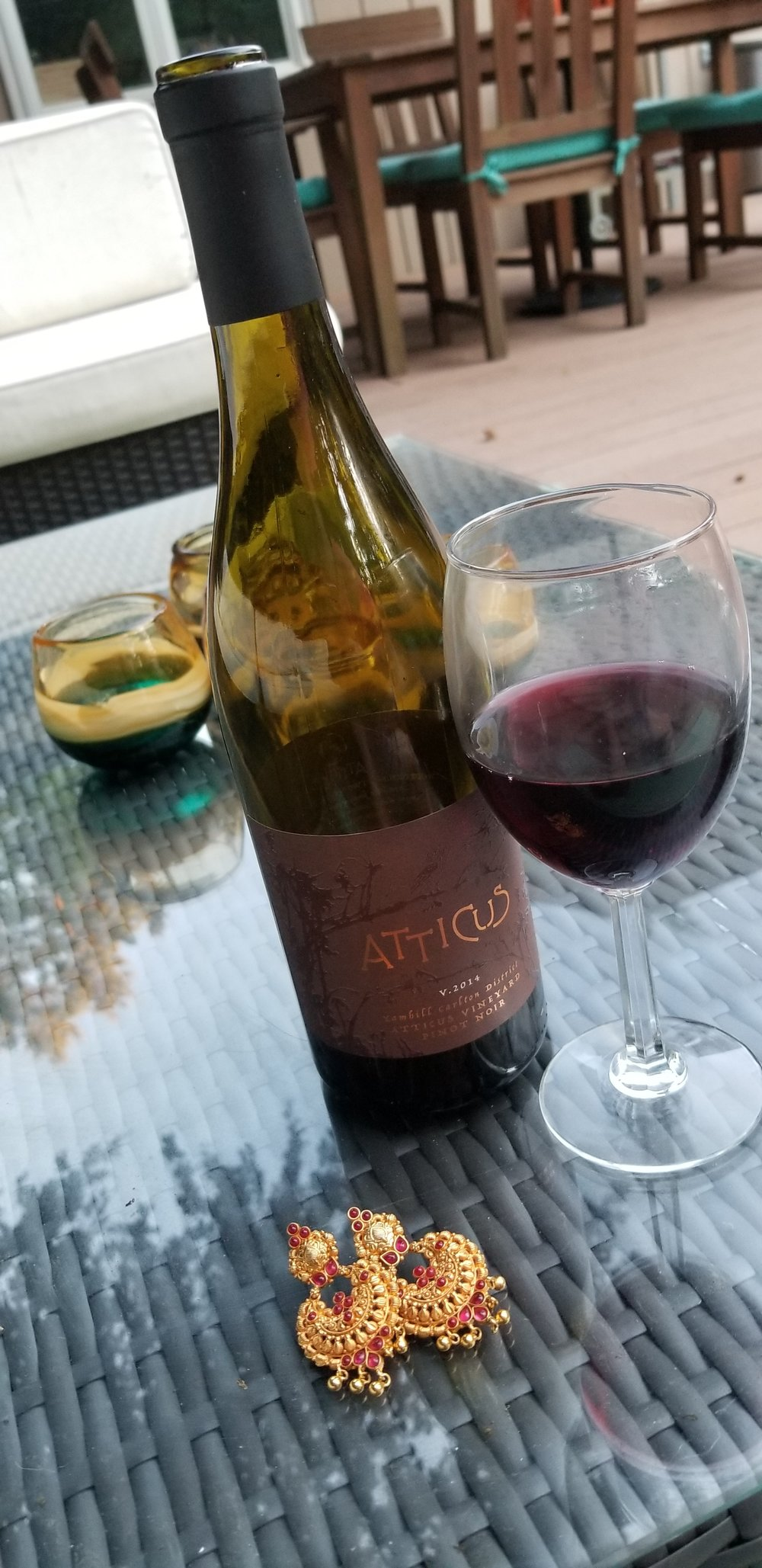 Atticus Pinot Noir