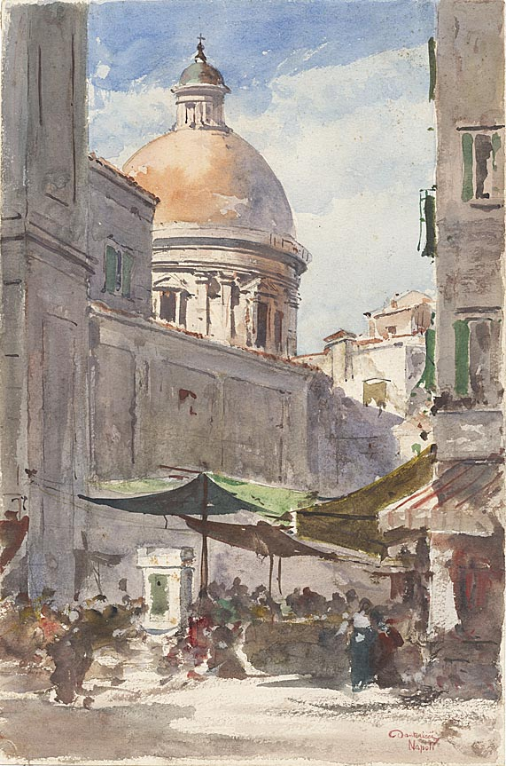 Dante Ricci<br><small>(Serra San Quirico 1879 - 1957Roma)</small>