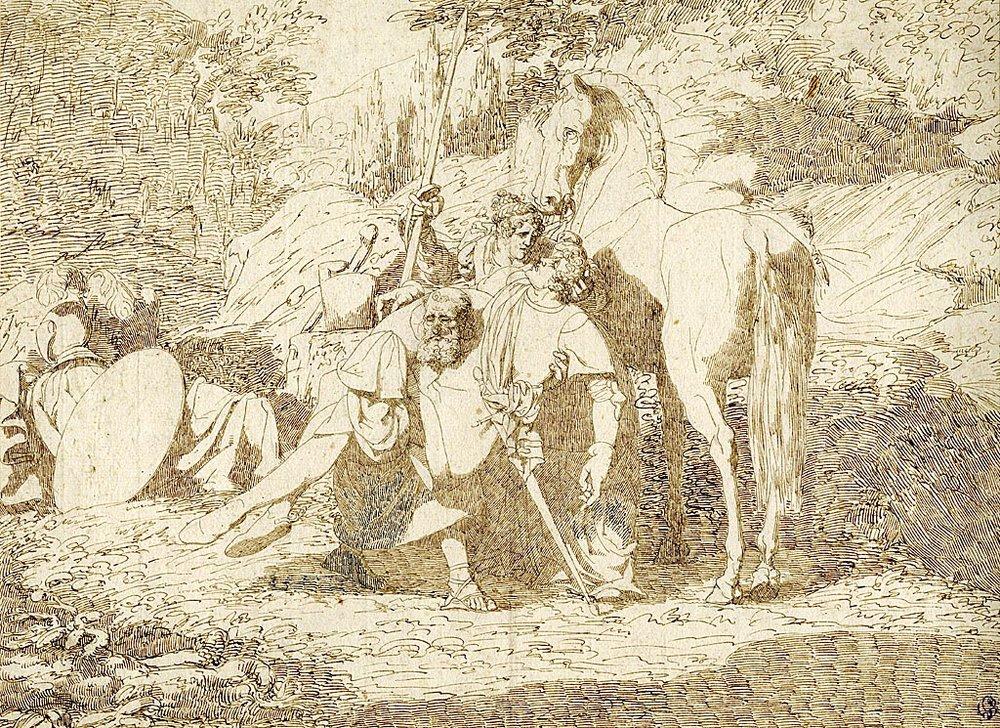 Vincenzo Gazzotto<br><small>Padua 1807 - 1884 Bolzonella</small>